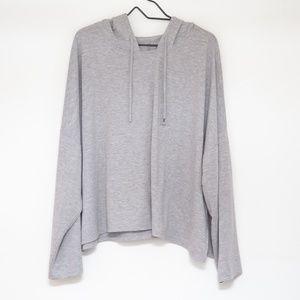 Gillian & O'Malley Gray Light Lounge SweatshirtXXL